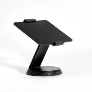 support comptoir tablette noir