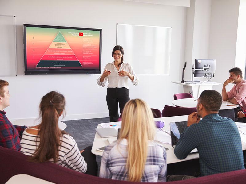 Education numérique centre de formation ENI