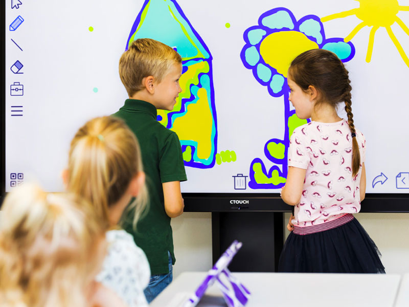 éducation numérique école maternelle