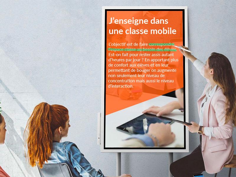 Education numérique formation enseignants