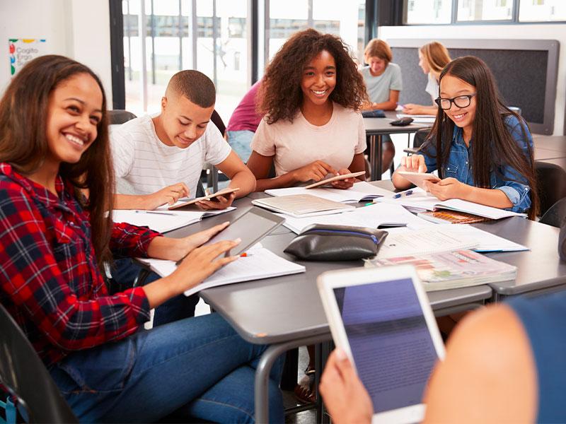 Education numérique classe mobile