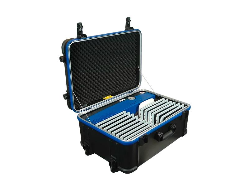 Education numérique classe mobile valise