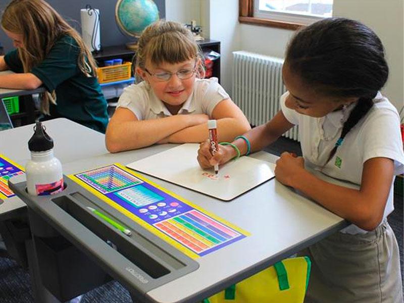 Classe mobile éducation numérique mobilier