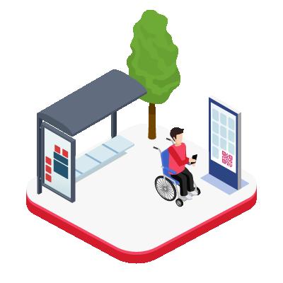 Solution digitale pour le secteur transport